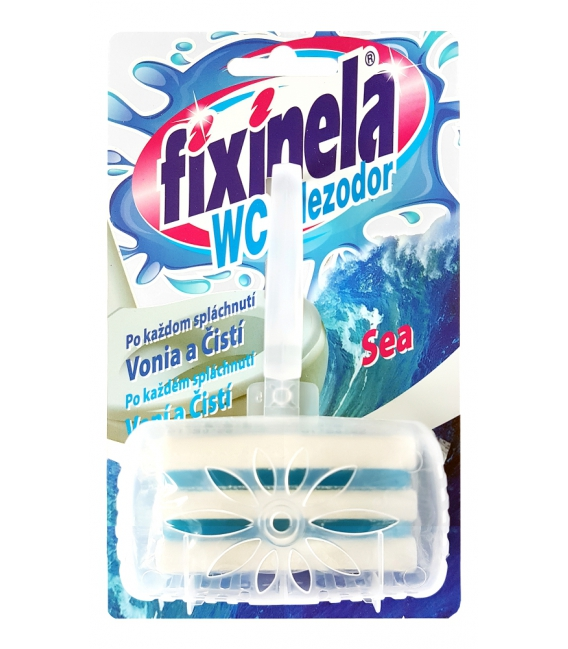 Fixinela WC dezodor 50 g Sea