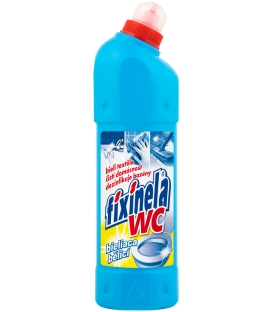 Fixinela WC bieliaca 750 ml