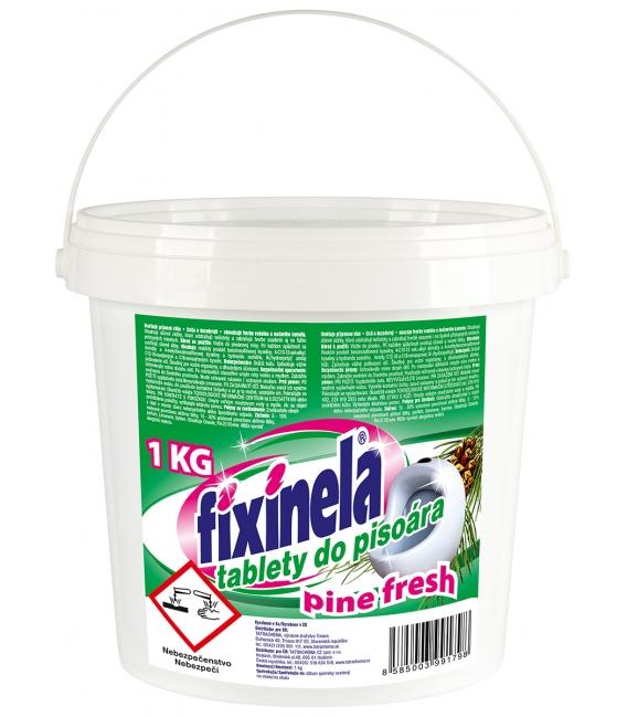 Fixinela tablety do pisoárov 1 kg - borovica