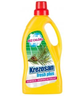 Krezosan fresh plus 750 ml na podlahy