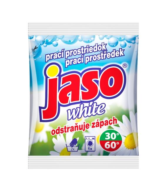 JASO white 80g na bielu bielizeň