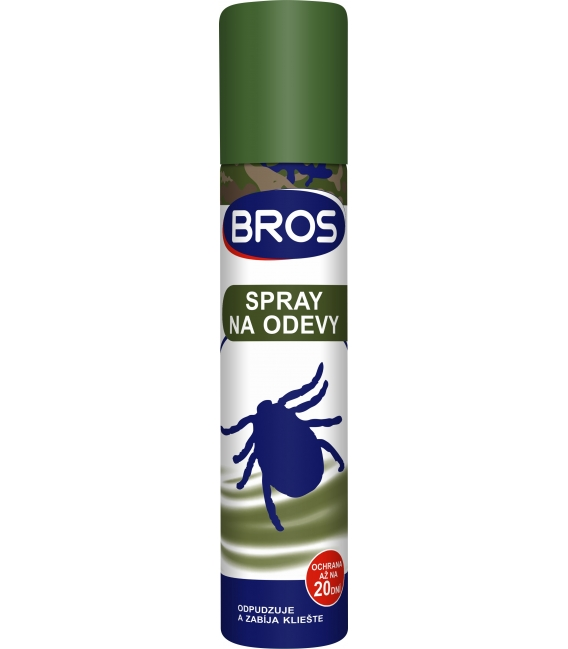 BROS- spray na odevy 90ml