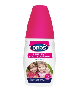 BROS- repelent proti komárom pre deti 50ml