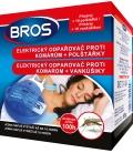 BROS- elektrický odparovač proti komárom + vankúšiky