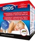 BROS- elektrický odparovač proti komárom s tekutou naplňou