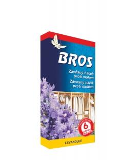 BROS- háčik proti moliam s vôňou levandule