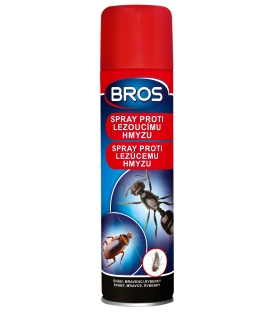 BROS- spray proti lezúcemu hmyzu 400ml