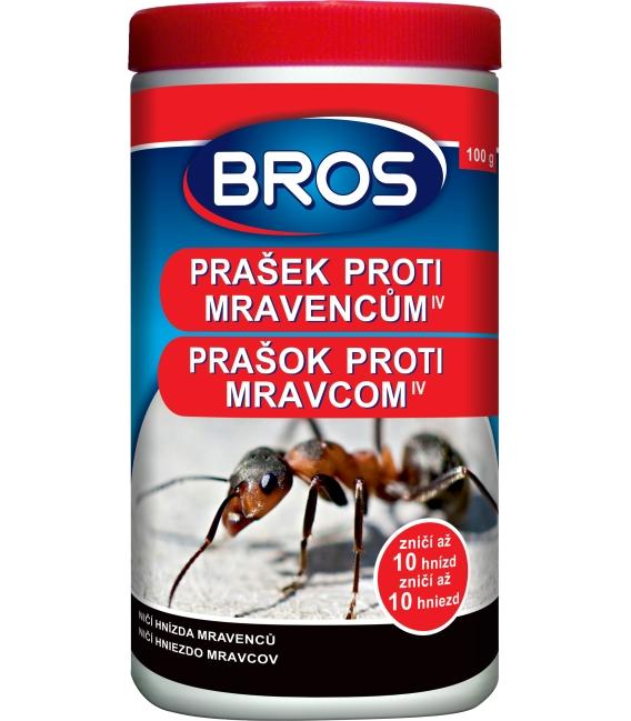 BROS- prášok proti mravcom 100g