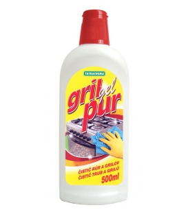 Grilpur gel 500 ml