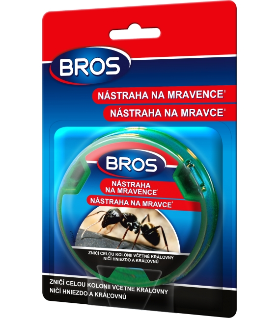 BROS- nástraha na mravce 10g
