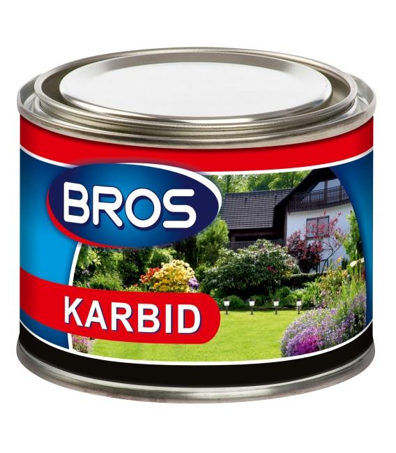 BROS- KARBID 500g granulát