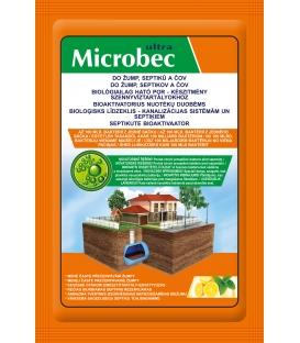 BROS- Microbec do žúmp, septikov a ČOV 18x25g