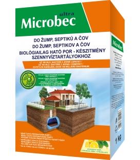 BROS- Microbec do žúmp, septikov a ČOV 5x 25g