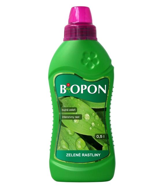 BiOPON tekuté hnojivo na zelené rastliny 500ml