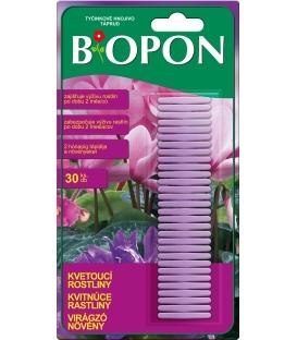 BiOPON tyčinkové hnojivo pre kvitnúce kvety