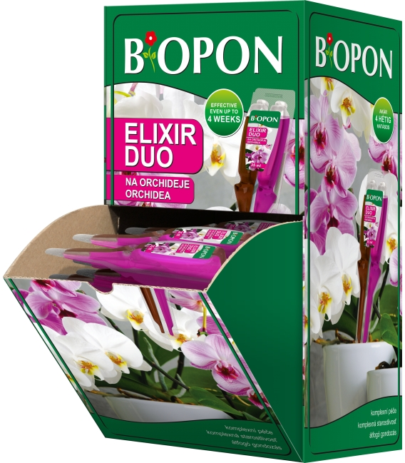 BiOPON elixír na orchidey 35ml