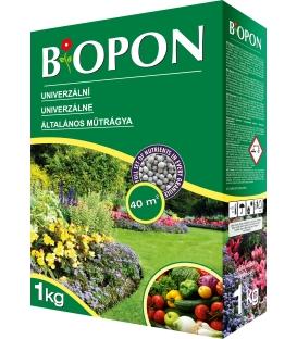 BiOPON granulované hnojivo univerzálne 1kg