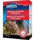 BROS- granulát na myši a potkany 140g