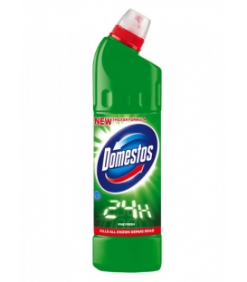 DOMESTOS WC GÉL 750ML FRESH PINE