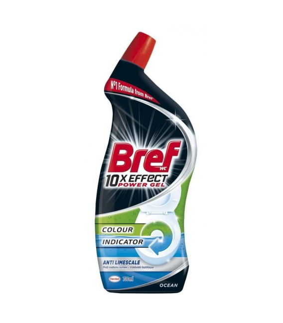 BREF 10 x Effect Power Gel Protection Shield Lavender 700 ml