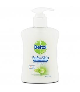 DETTOL 250ML tekuté mydlo vôňa aloe vera