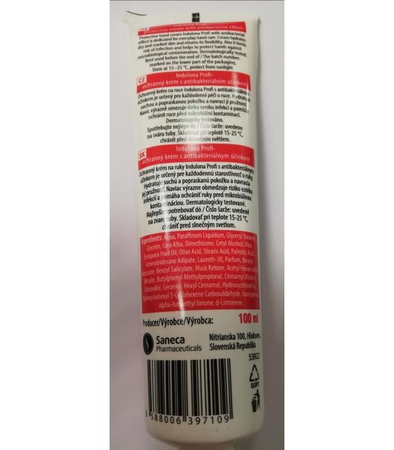 INDULONA PROFI s antibakteriálnym účinkom 100ml