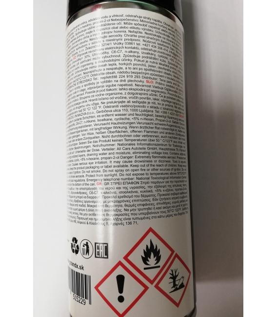 GrandX Kontakt spray 400ml