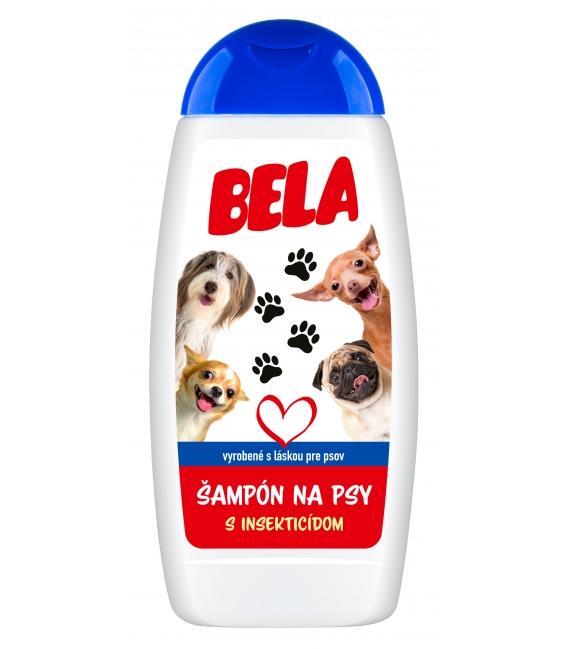 Bela šampón s insekticídom 230 ml