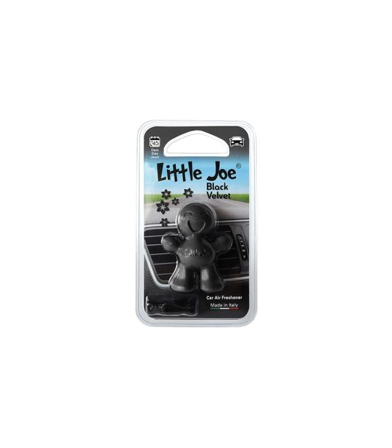 LITTLE JOE - Black Velvet osviežovač do auta