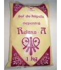 RELAXA nepenivá soľ do kúpeľa harmanček 1kg