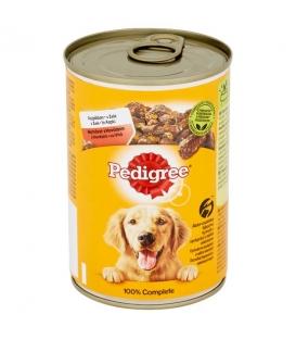 Pedigree hovädzie mäso v želé 400 g