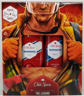 Vianočná kazeta Old Spice Whitewater for Men