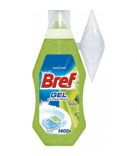 BREF WC GEL 360ML APPLE